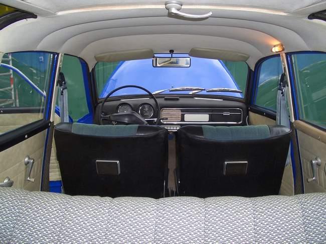 restauration des wartburg camping 312. Black Bedroom Furniture Sets. Home Design Ideas